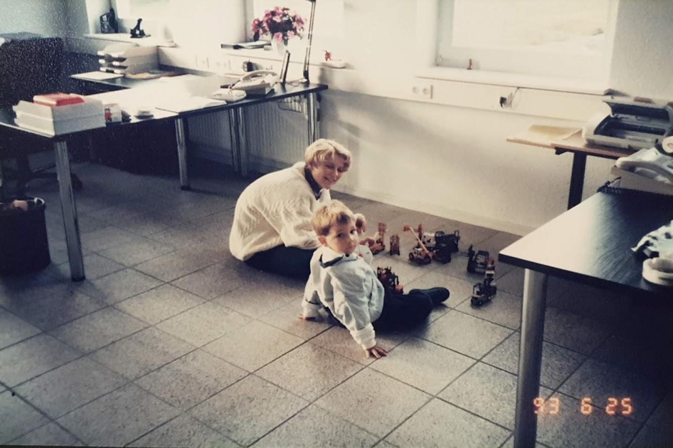 Dahlgaard im Jahr 1993