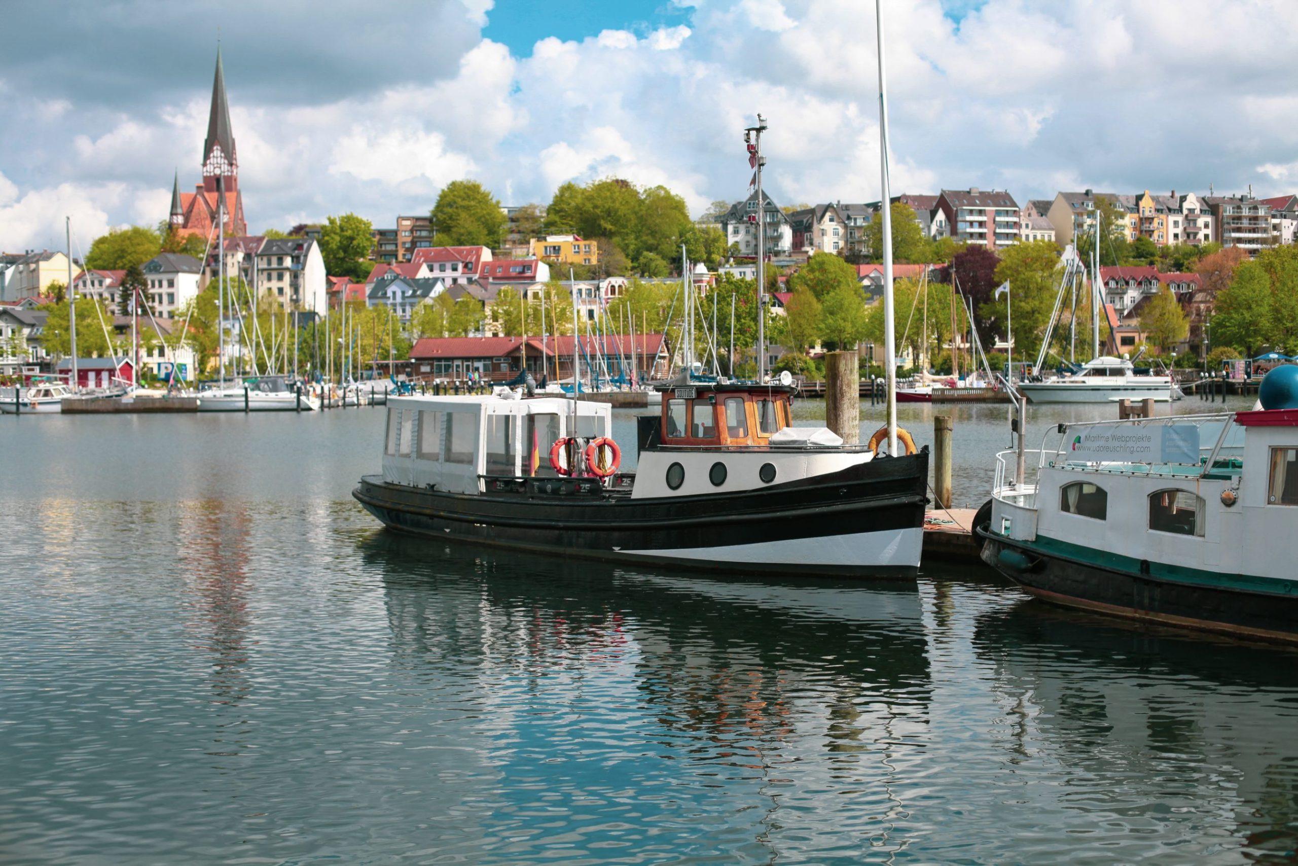 Flensburger Hafen - pxfuel.com